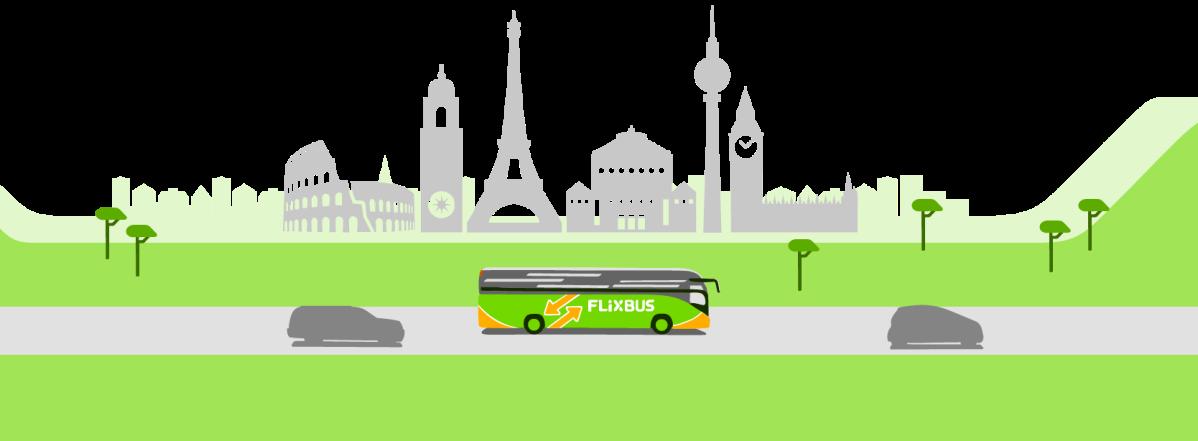 Flixbus: 5 buoni motivi per viaggiare con gli autobus verdi