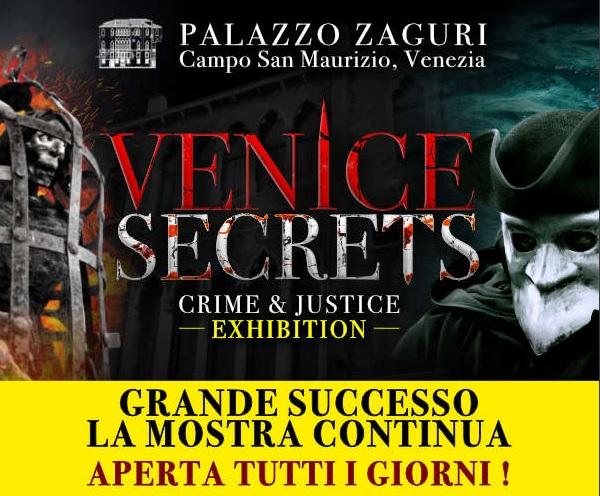 venezia secrets locandina